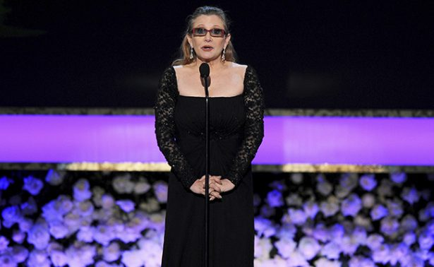 Fans de Carrie Fisher le crean su propia estrella en Hollywood