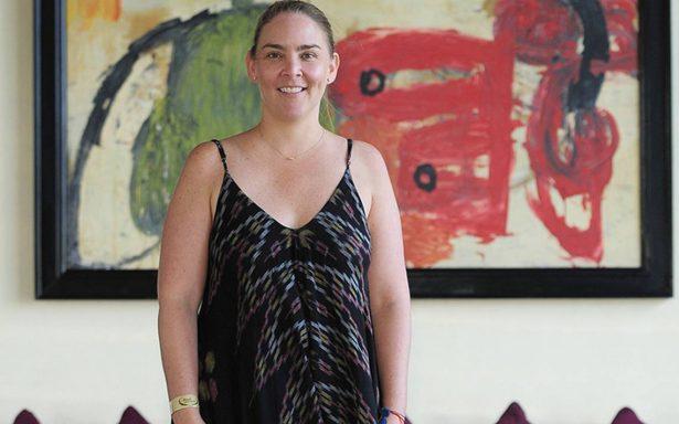 Renata Burillo, vive su pasión por el deporte blanco