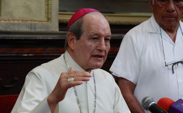 Males prevalecen en Oaxaca y en todo México, Arzobispo