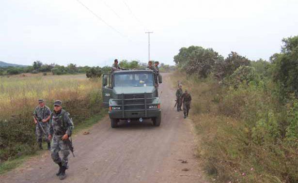 Ejército usó ilegalmente armas en tiroteo en Aquila: CNDH