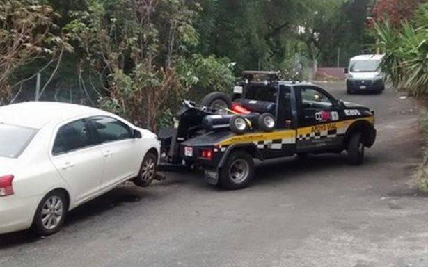 Localizan auto de académica de la UNAM y revelan detalles sobre su muerte y la de su hija