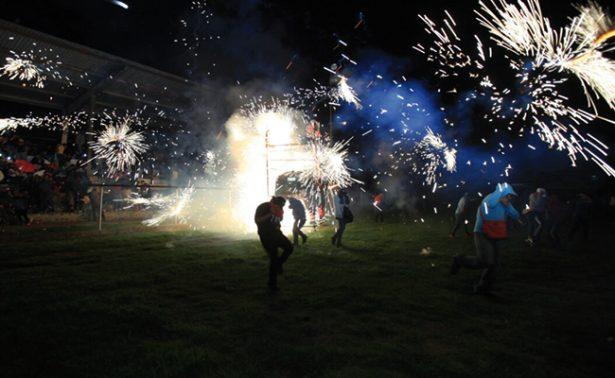 Feria Nacional de la Pirotecnia, una estela de tragedias