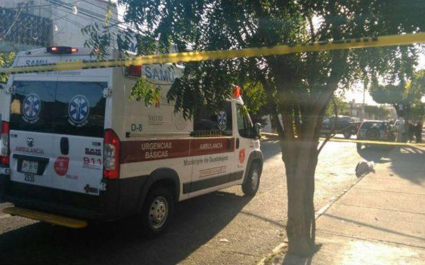 Abandonan camioneta con varios cuerpos desmembrados en Guadalajara