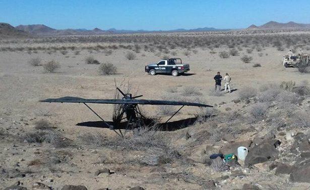 Cae aeronave militar en Sonora; reportan muerte de dos pilotos