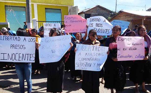Liberan a presunto asesino de edil de San Juan Chamula