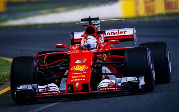 Sebastian Vettel, perdio el liderato del Mundial de pilotos en Monza