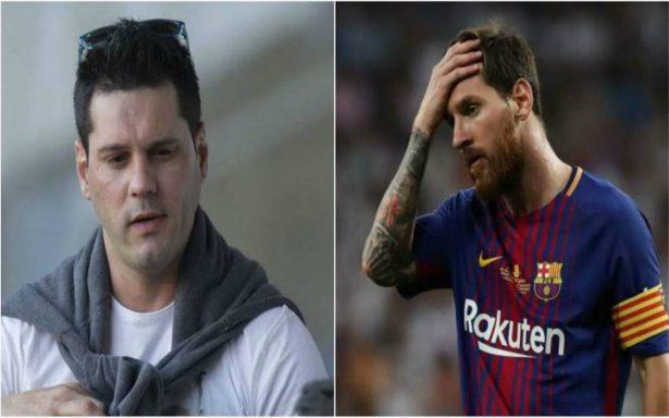 Detienen a hermano de Messi involucrado en accidente automovilístico