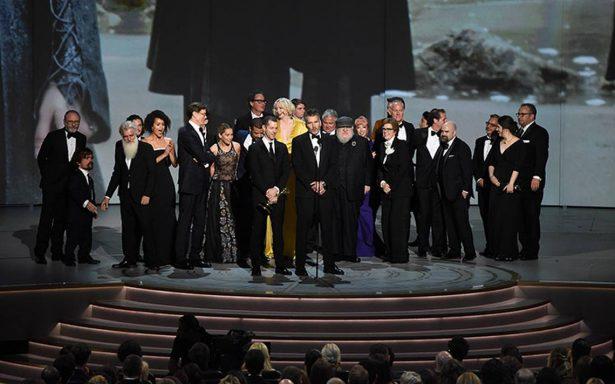 Ellos son los ganadores de la entrega 70 de los Emmy