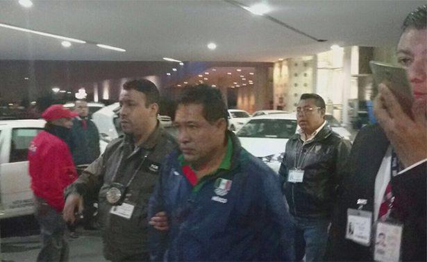 Cumplimenta PGR orden de aprehensión en contra de Antonio Lozano