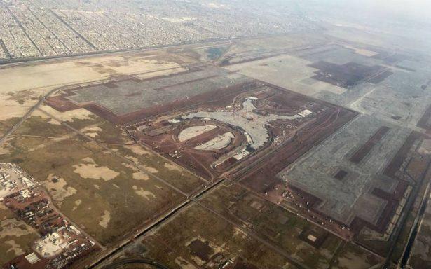 Decisión sobre nuevo aeropuerto puede tardar hasta tres meses, dice Jiménez Espriú
