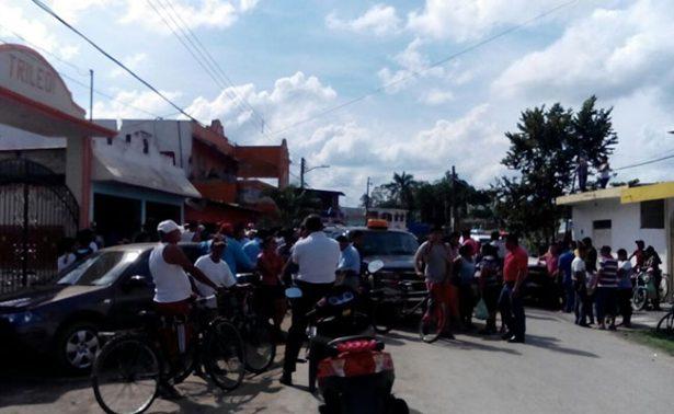 Hombre asesina a su familia con un martillo en Tabasco