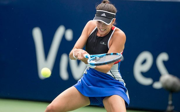 La tenista Garbiñe Muguruza tiene todo para volver al número 1 del ranking mundial
