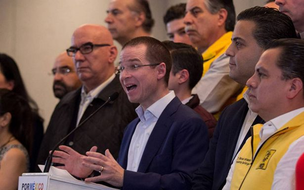 Señor Presidente, saque las manos del proceso electoral: Ricardo Anaya