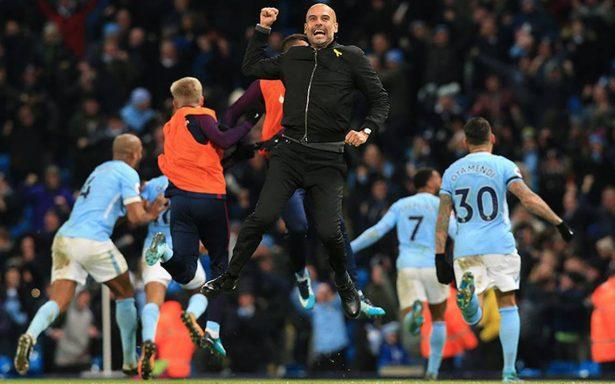 Manchester City y Pep Guardiola se coronan campeones de la Premier League