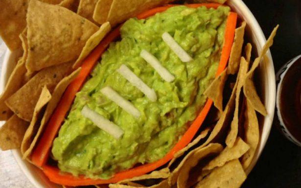 Aguacate mexicano cruza de nuevo la frontera para conquistar el Super Bowl LII