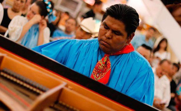 Romeyno Gutiérrez, el pianista que converge arte rarámuri y música clásica
