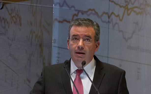 Banxico mantiene sin cambios previsión sobre crecimiento para 2018