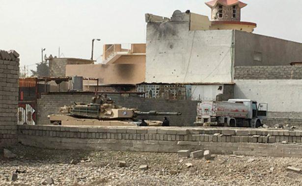 Ejército de Irak controla puente estratégico sobre río Tigris