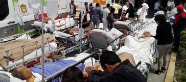 Conmociona sismo al Valle de Toluca