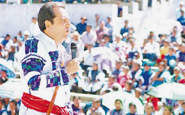 El proceso electoral en Chiapas, un achigual