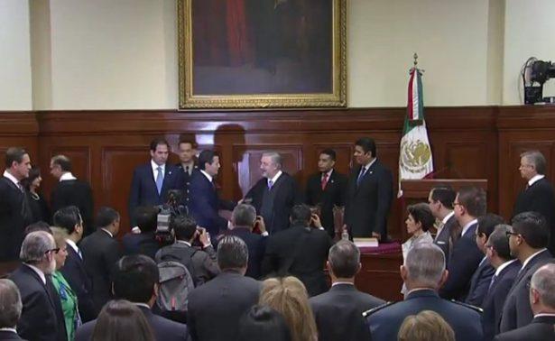 La esencia del juez es incompatible con la corrupción: Aguilar