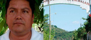Asesinan en emboscada a presidente de Bienes Comunales de Chimalapa