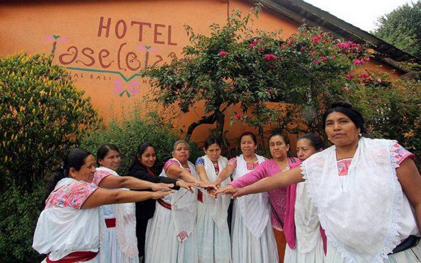 Mujeres indígenas emprendedoras