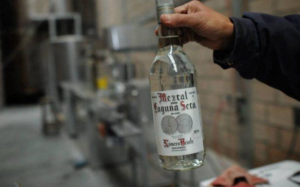 Exportaciones de mezcal y tequila ascienden a mil 389 mdd