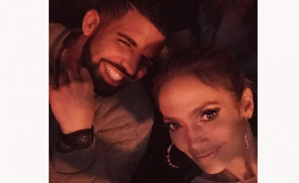 El rapero Drake y Jeniffer López… ¿romance en puerta?