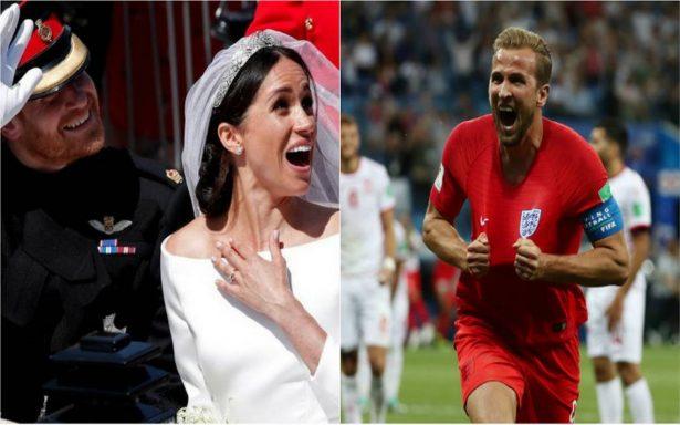 Victoria de Inglaterra ante Túnez en el Mundial tuvo más audiencia que la boda real
