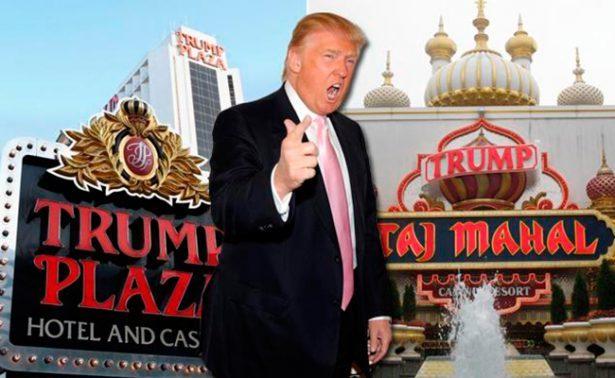 """Casinos esperan que Trump no les juegue """"chueco"""""""