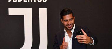 ¡Confirmado! El alemán Emre Can se incorpora a la Juventus