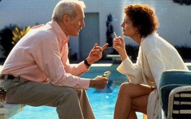 Paul Newman me cedió parte de su sueldo para cobrar igual:  Susan Sarandon