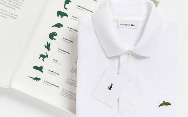 Lacoste cambia su logo del cocodrilo por el de la vaquita marina