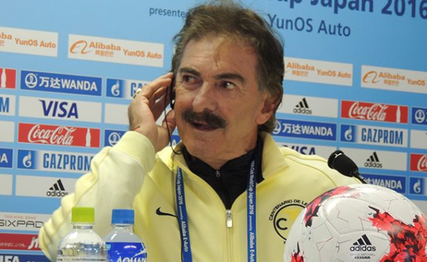 América tuvo Mundial de Clubes aceptable: Ricardo La Volpe