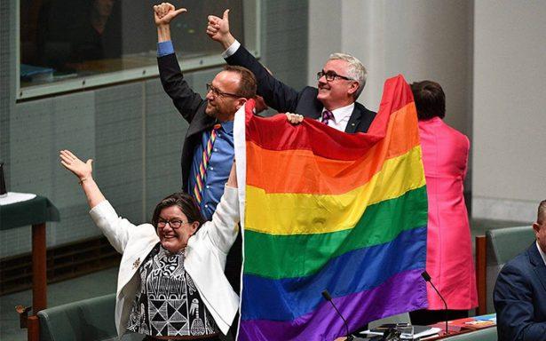 Australia legaliza el matrimonio homosexual