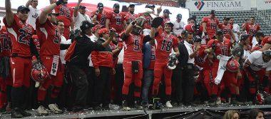 Mexicas ganó su primer campeonato de la LFA luego de vencer a Raptors