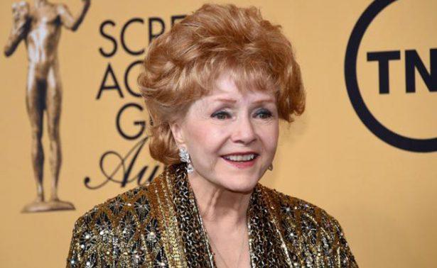 Muere Debbie Reynolds a un día de la muerte de su hija Carrie
