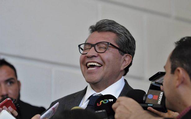 Morena habilitará línea telefónica para evitar fraude electoral: Ricardo Monreal