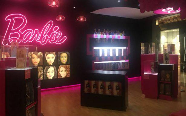 Barbie abre su primera Pop-up Store del país y está en la CDMX