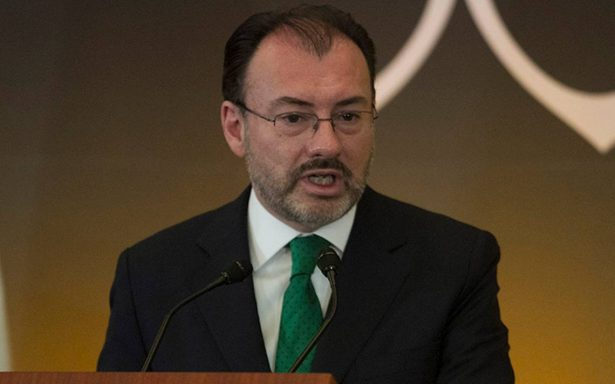 Discusiones con EU y Canadá sobre el TLCAN se mantendrán a nivel técnico: Videgaray