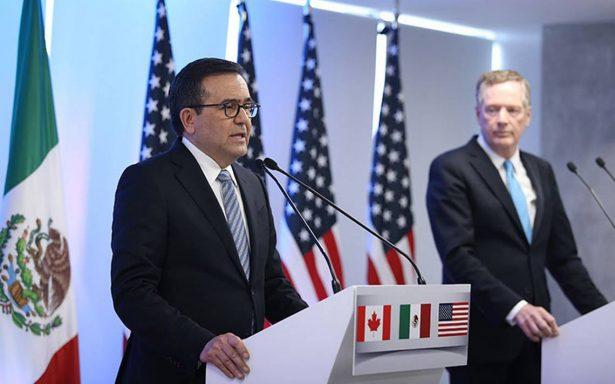 Incluir aranceles a México, manera equivocada para crear TLCAN moderno: Guajardo