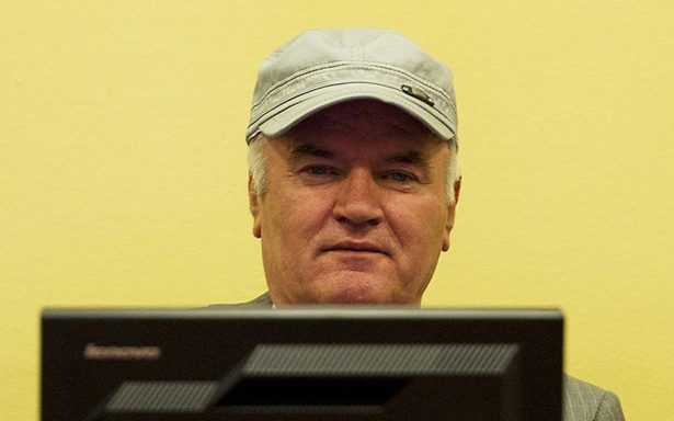 ONU dará veredicto al 'Carnicero de los Balcanes' luego de 20 años de juicio