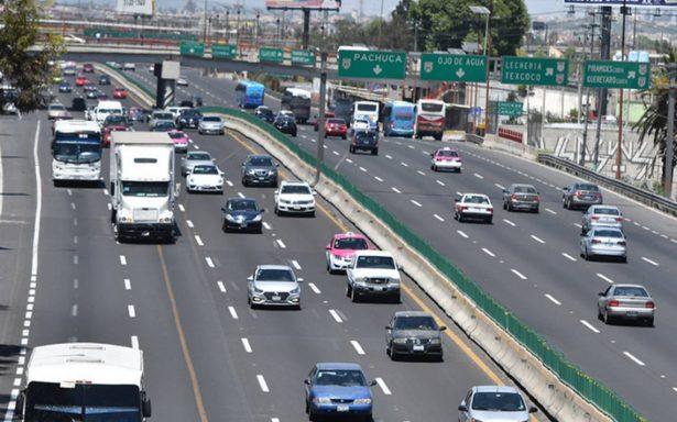 Pase Turístico facilitará tránsito de vehículos matriculados en el extranjero por CdMx