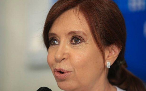 Cristina Fernández irá a juicio oral por asociación ilícita