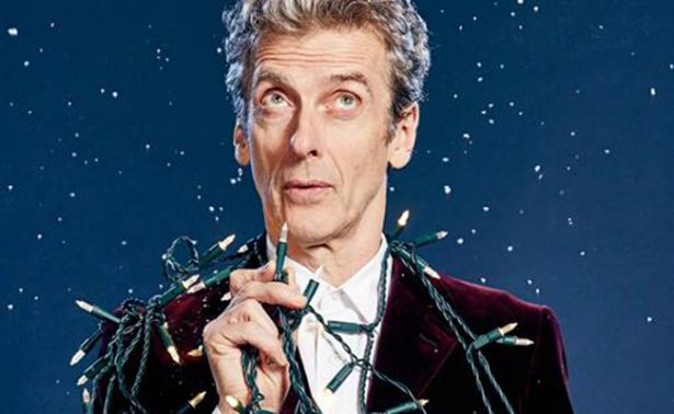 El Doctor Who regresa y se pone navideño