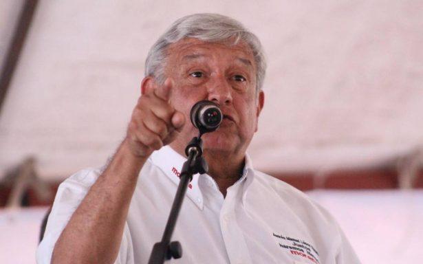 Peña Nieto ordenó candidatura de El Bronco para restarme votos: AMLO