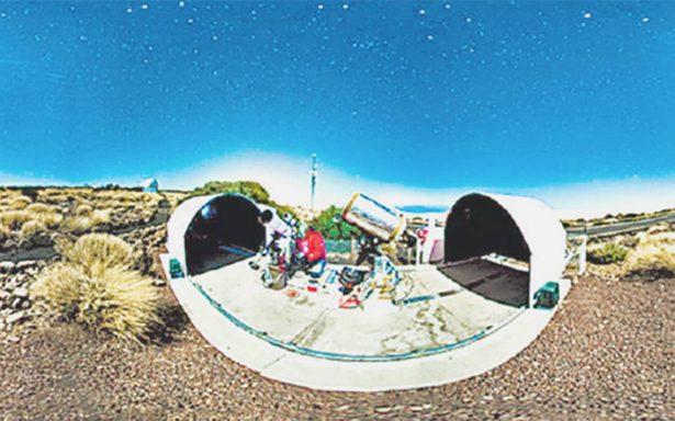 Expertos del IAC obtienen imagen panorámica más grande de la Vía Láctea