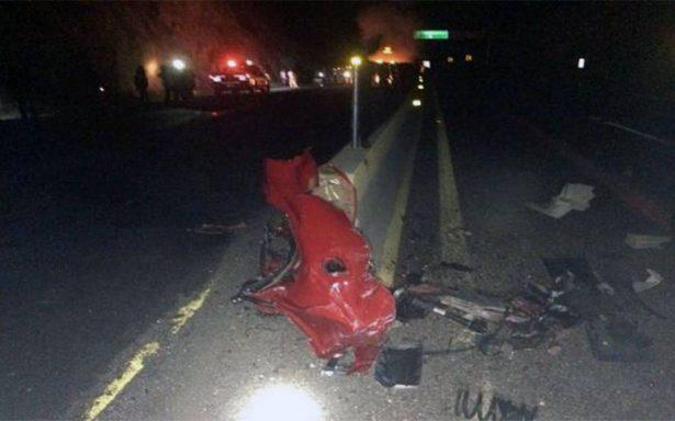 Localizan a Iván Borbolla, responsable del accidente del auto de #LordFerrari