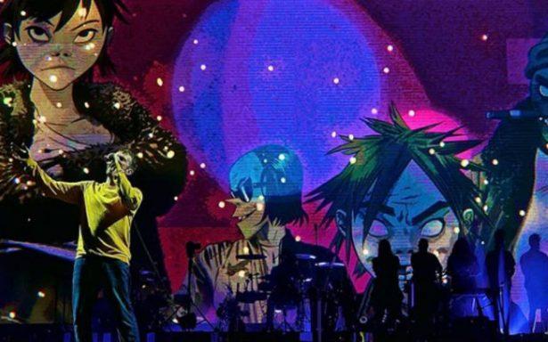 Aquí la fecha, hora y precios del concierto de Gorillaz en México